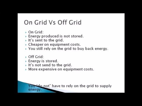 TUTORIAL: How To Set Up Your Own Off Grid Solar Power Station - Important Considerations!