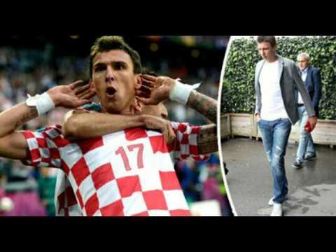 Forever Mario Mandzukic