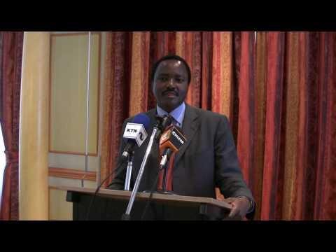 Vice President of Kenya