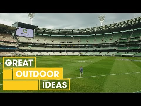 Jason Visits The MCG | Outdoor | Great Home Ideas
