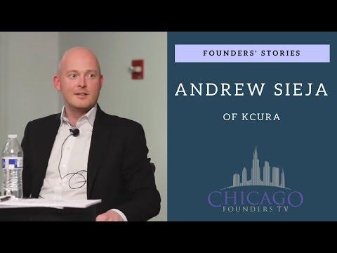 Founders' Stories: kCura's Andrew Sieja
