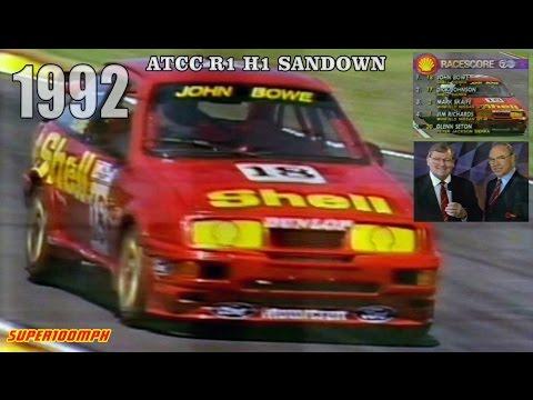 JOHN BOWE 1992 ATCC R2 H1 Sandown