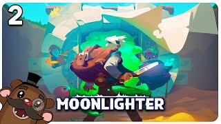 Baer Plays Moonlighter (Ep. 2)