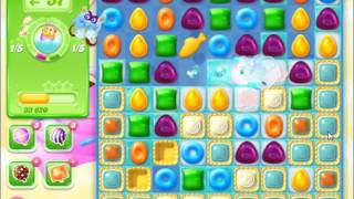 Candy Crush Saga Jelly Level 697