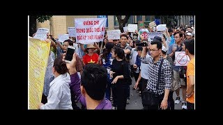 News In Vietnam, distrust of government's China policy fuels protests