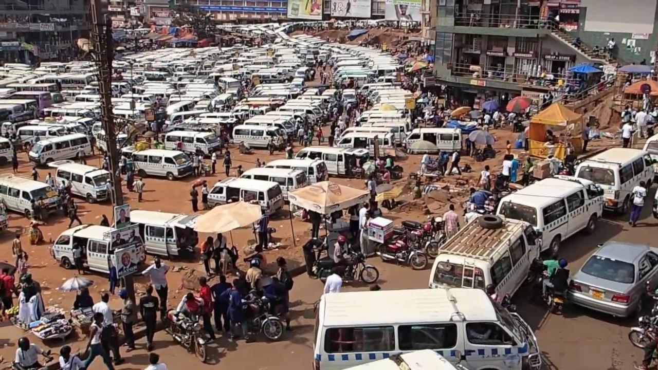 City Center Kampala