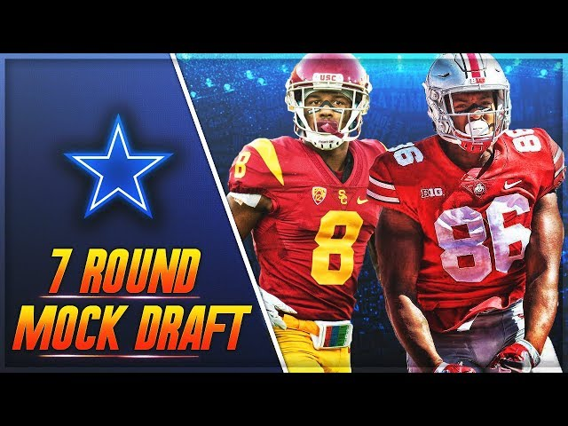 Cowboys Find 3 Starters In 2019 NFL Draft | Dallas Cowboys 7