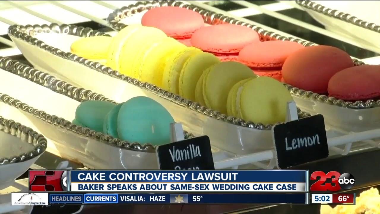 Judge ruled in favor of Christian baker of Tastries Bakery who ...