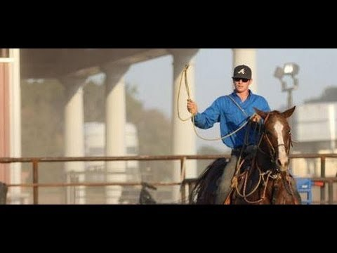 In Memory of Credit Card [Shaun Smith's roping horse]
