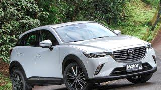 [CARVIDEO 汽車視界 HD影片] 國內新車試駕-Mazda CX-3 Skyactiv-G