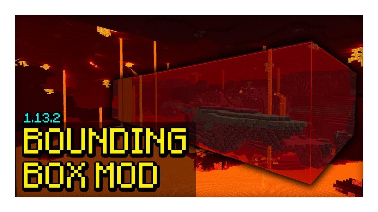 Bounding Box Outline Mod for 1 14 - 1 13