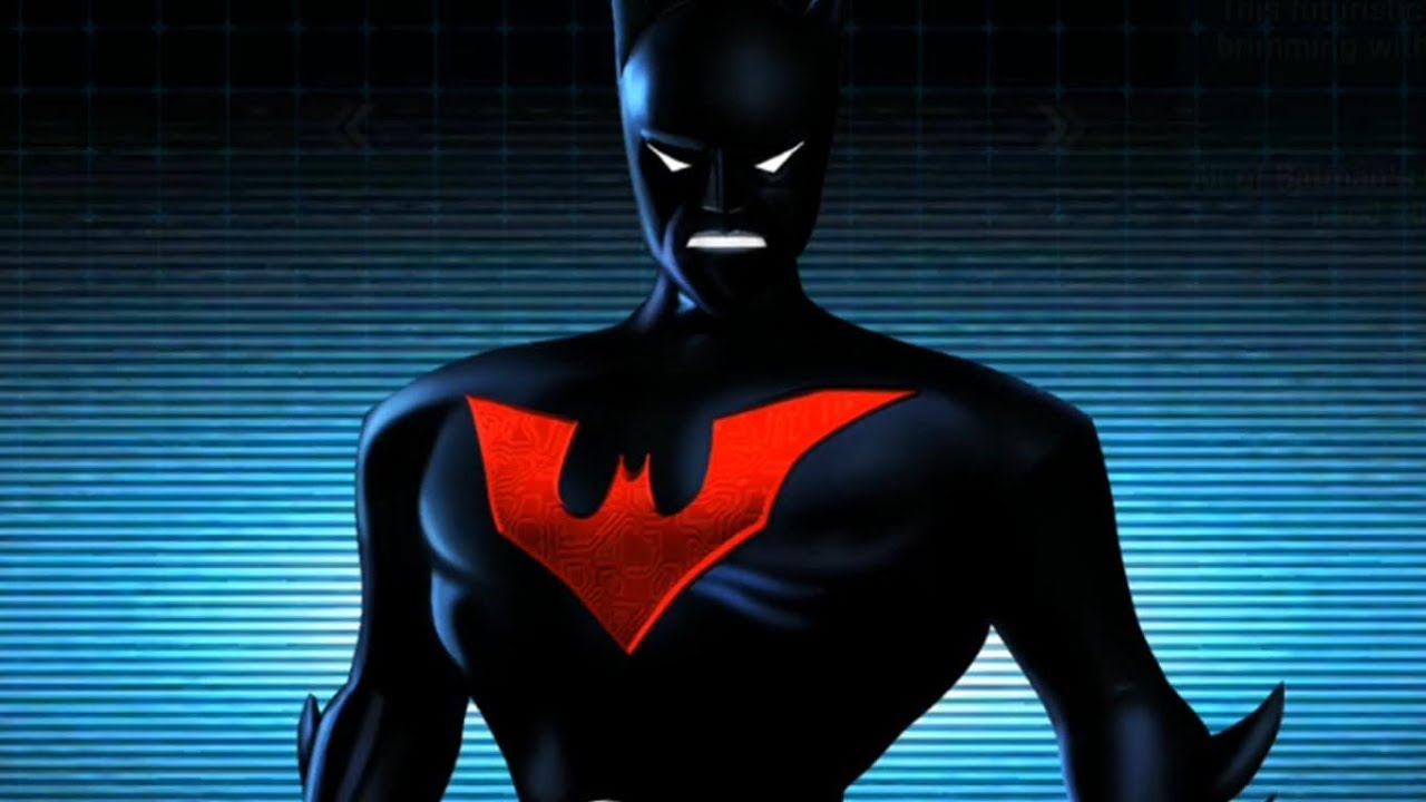 Image result for batman beyond suit