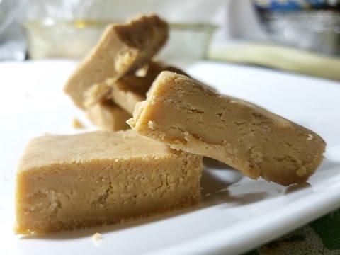 Trini Coconut Fudge