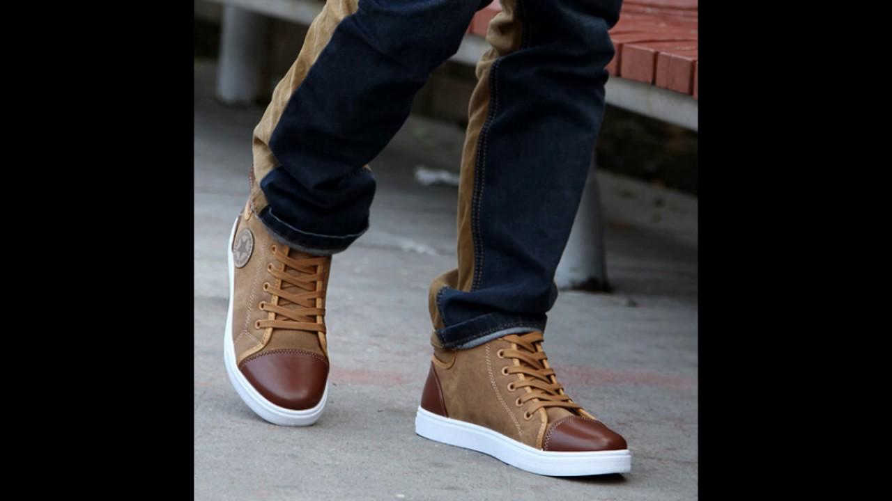ac9844c3d8fea احذية رجالي كاجوال - YouTube