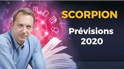 PRÉVISIONS 2020 - SCORPION