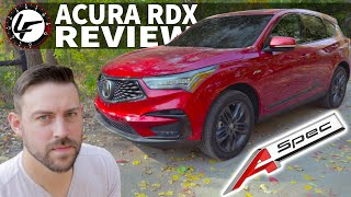 2021 Acura RDX A-Spec Review | Punching above its class...