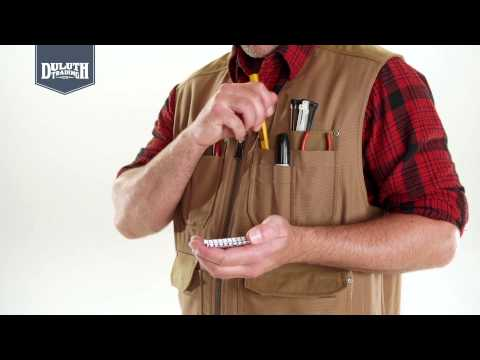Duluth Trading Ultimate Fire Hose®  Apron Vest
