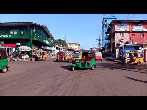 LIBERIAN-TV MONROVIA CITY VIRTUAL TOUR 2021 | MONROVIA LIBERIA WEST AFRICA