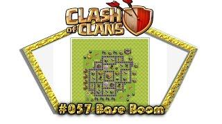Let's play Clash Of Clans #057 BaseBoom [Deutsch / German][LP iOS IPhone]