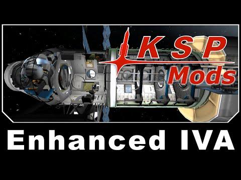 KSP Mods - Enhanced IVA Tech Demo