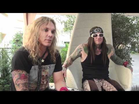 Interview with STEEL PANTHER by ROCKNLIVE