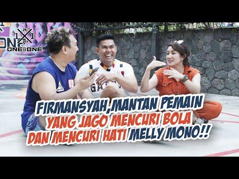 Firmansyah, Mantan Pemain Yg Jago Mencuri Bola Dan Mencuri Hati Melly Mono!!