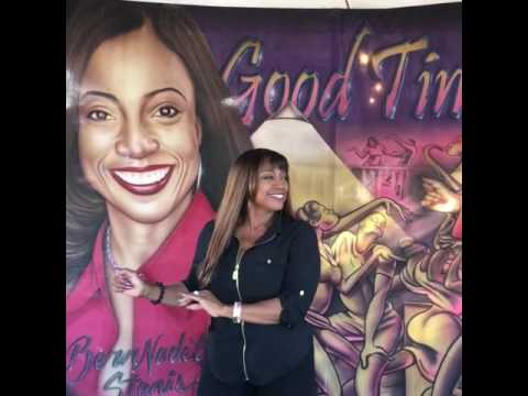 Thelma from Good Times Dancing Hartford CT Jazz festival July 2016  Bern Nadette Stanis