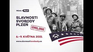 Slavnosti svobody Plzeň - ONLINE (8.5.2021)