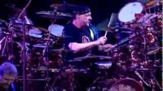 Rush - Where's My Thing Here It Is! [drum solo]