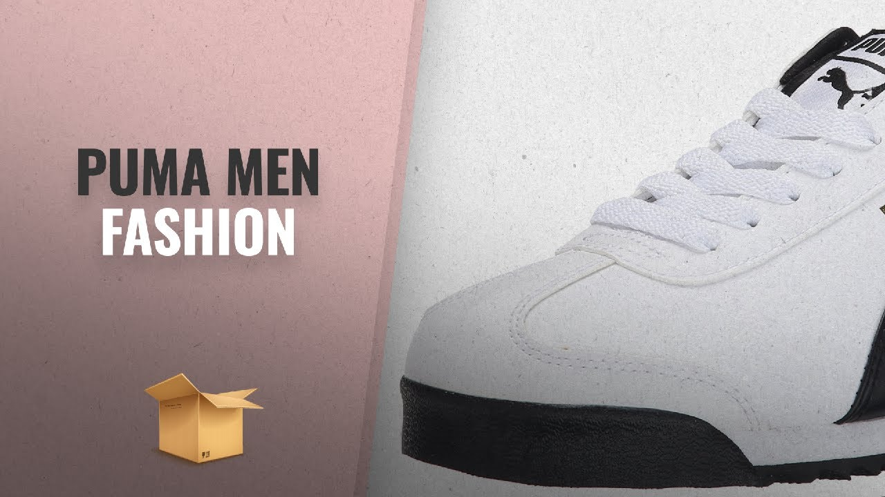 ecd03a5a46121f Off To College With PUMA  PUMA Men s Roma Basic Fashion Sneaker ...