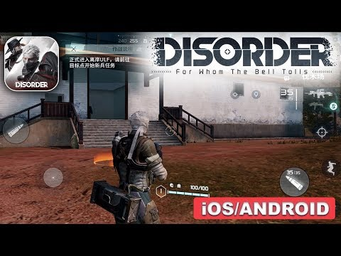 DISORDER - ANDROID / iOS GAMEPLAY