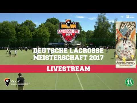 LACROSSE DM 2017 - FINALE HERREN - MÜNCHEN vs. KÖLN