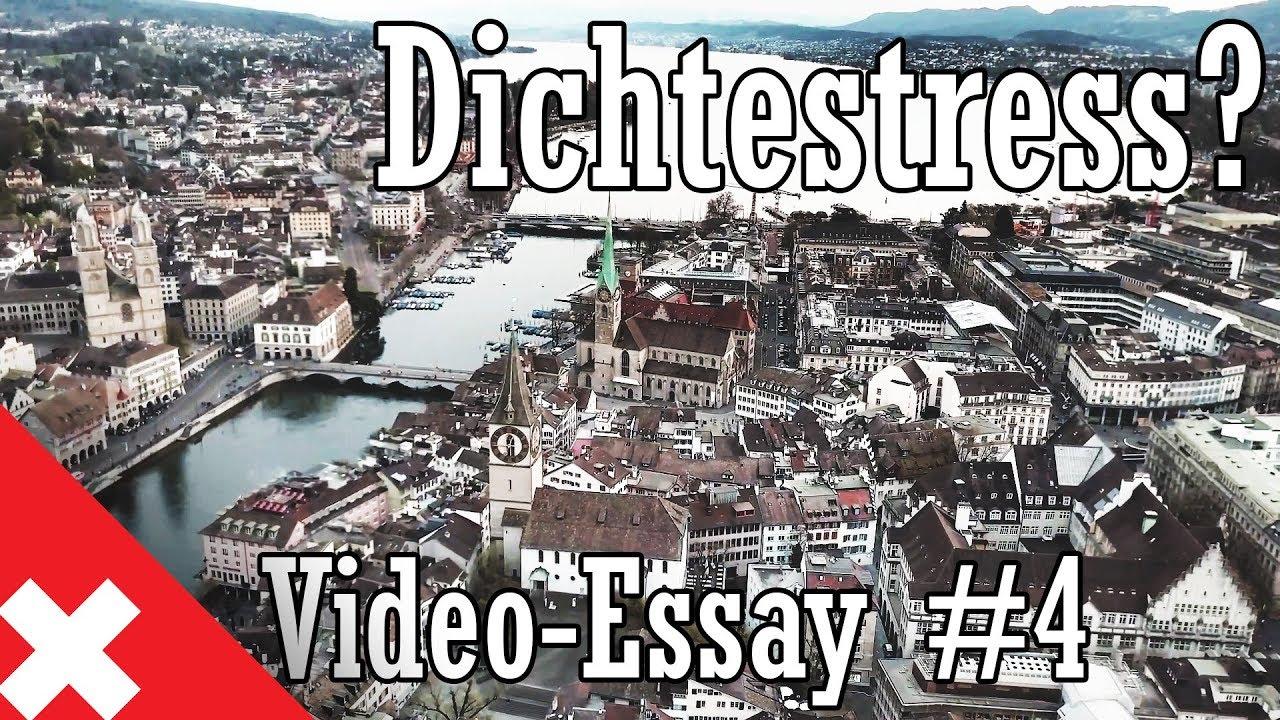 Der Stress um den Dichtestress und Framing | Video-Essay #4 - YouTube