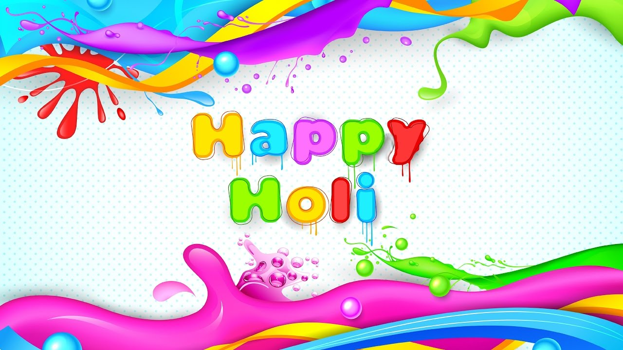 Happy Holi Images 2019 Happy Holi Wallpaper 2019 Holi Shayari