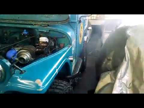 Jeep willys 4cc opala ft turbo