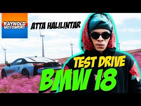 Full Download Test Drive Mobil Bmw I8 Atta Halilintar 8 Forza
