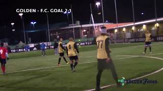 ROAD TO MADRID - OTTICA FINZI - GIRONE REAL - Golden Boys vs F.C. Goal Save The Team