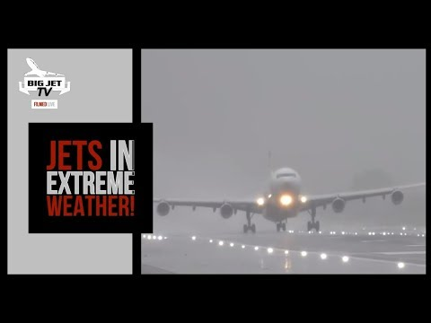 AIRCRAFT IN EXTREME WEATHER