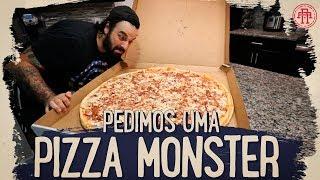 COMPRAMOS A PIZZA GIGANTE DE ORLANDO