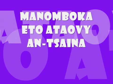 Marion   Feno anao   Lyrics (Tonon kira) Nouveaté Gasy