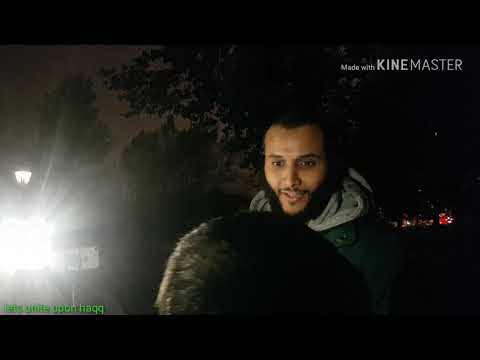Brother  Mohammed Hijab Highlights  Apostate punishment in bible to Christian   Speakers Corner  