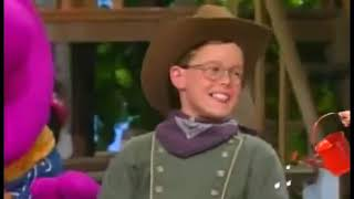 Barney - Home On The Range (You Can Do It)