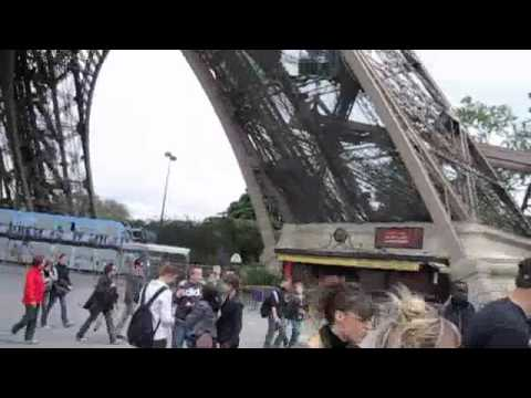 Backpacking Europe 2 - France - Paris & Versailles