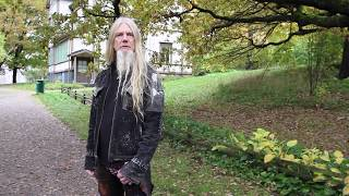 Marco Hietala - Interview & Book Release Event - Helsinki (11/10/2017)