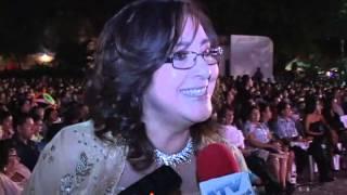 eleccion de reina en atiquizaya 26 11 2013 atv noticias el salvador antena television