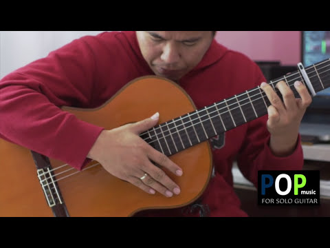 One Friend Dan Seals Solo Guitar Cover Youtube