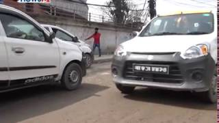 भाडा बढाउन माग गर्दै ट्याक्सी व्यवसायी आन्दोलनमा - NEWS24 TV