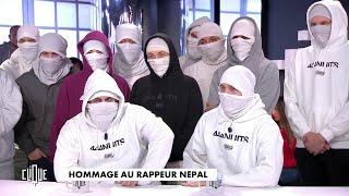 Les proches de Népal lui rendent hommage - Clique - CANAL+