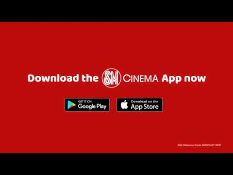 Download the SM Cinema App now!