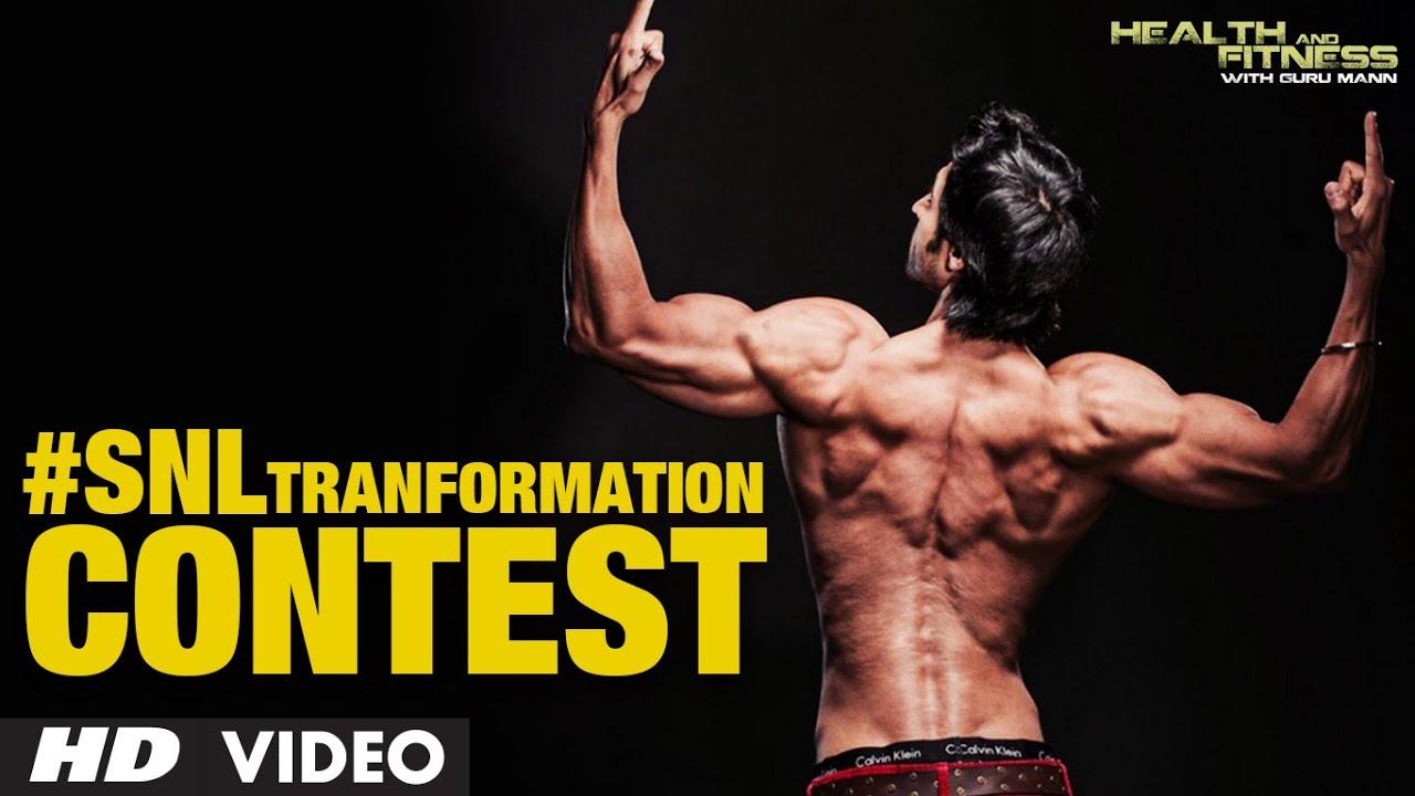 Shredded Next Level Transformation CONTEST | Guru Mann | #SNLTRANSFORMATION